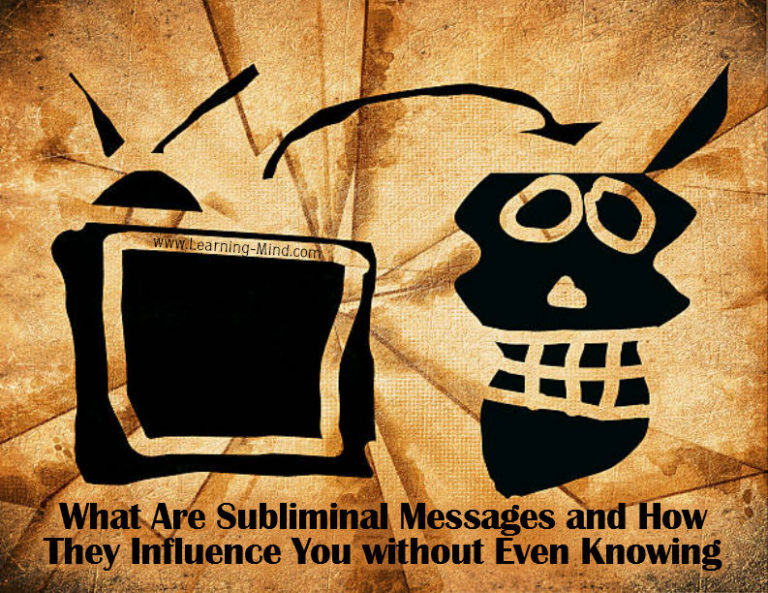 What Are Subliminal Messages and How They Influence You without Even Knowing