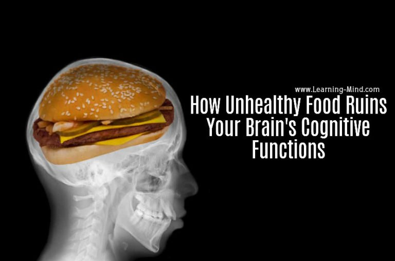 How Unhealthy Food Ruins Your Brain's Cognitive Functions, Backed by Science
