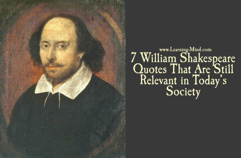 7 William Shakespeare Quotes That Are Still Relevant in Today's Society