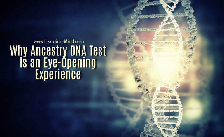 6 Reasons Why Ancestry DNA Test Is an Eye-Opening Experience