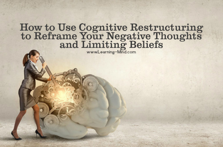 Cognitive Restructuring: Reframe Your Negative Thoughts and Limiting Beliefs