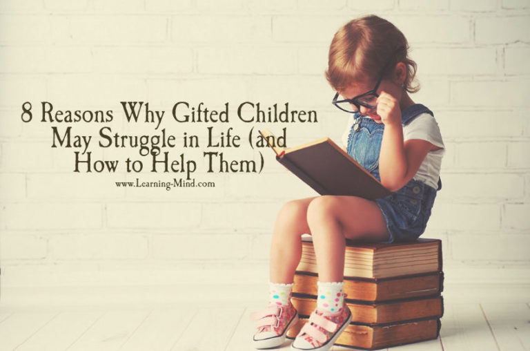 8 Reasons Why Gifted Children May Struggle in Life (and How to Help Them)