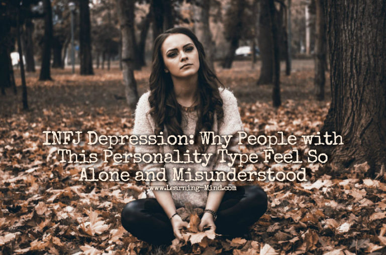 INFJ Depression: Why This Personality Type Feels Alone and Misunderstood