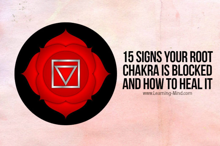 15 Signs Your Root Chakra Is Blocked and How to Heal It