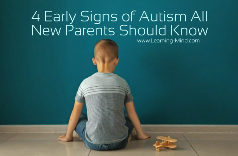 4 Early Signs of Autism All New Parents Should Know