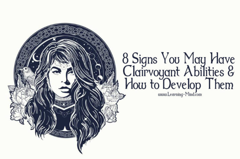 8 Signs of Clairvoyant Abilities, According to Psychics