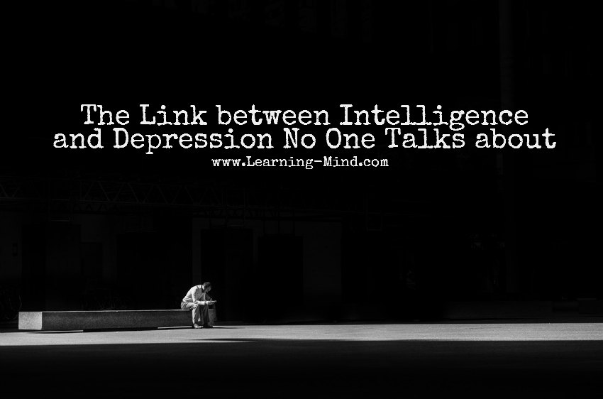 The Link between Intelligence and Depression No One Talks about
