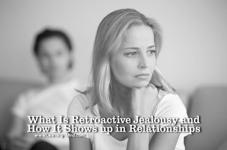 What Is Retroactive Jealousy and How It Shows up in Relationships