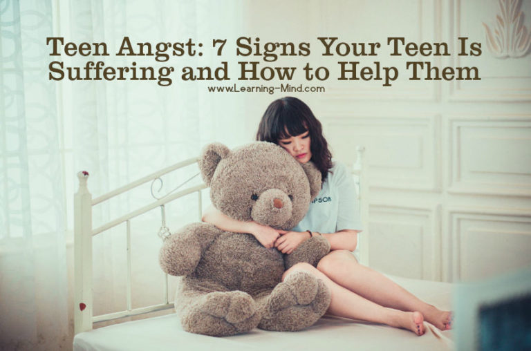 Teen Angst: 7 Signs Your Teen Is Suffering and How to Help Them