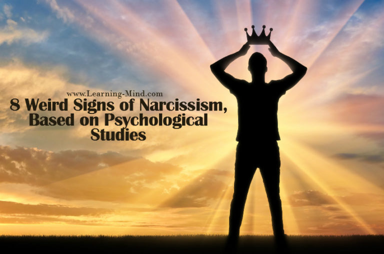 8 Weird Signs of Narcissism, Based on Psychological Studies