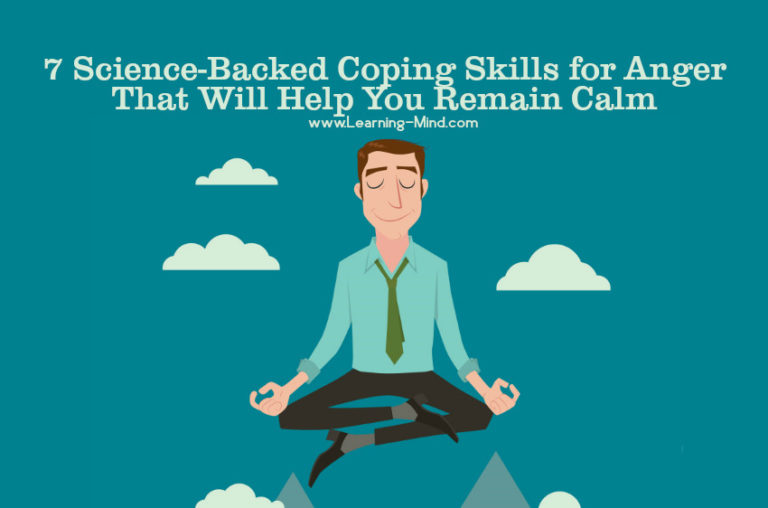 7 Science-Backed Coping Skills for Anger That Will Help You Remain Calm