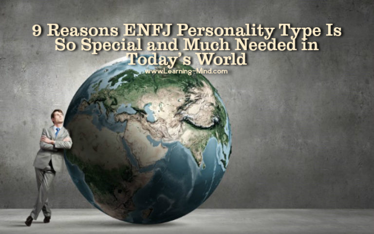 9 Reasons ENFJ Personality Type Is So Special and Much Needed in Today's World