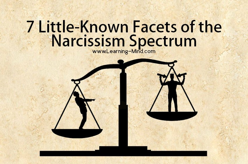 Narcissistic People and the 7 Little-Known Facets of the Narcissism Spectrum