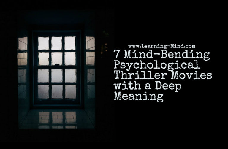7 Mind-Bending Psychological Thriller Movies with a Deep Meaning