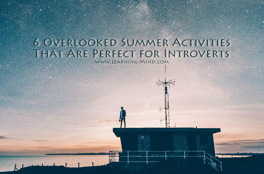 6 Overlooked Summer Activities That Are Perfect for Introverts