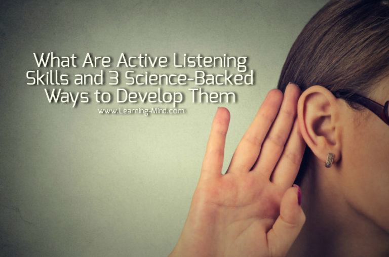 What Are Active Listening Skills and 3 Science-Backed Ways to Develop Them