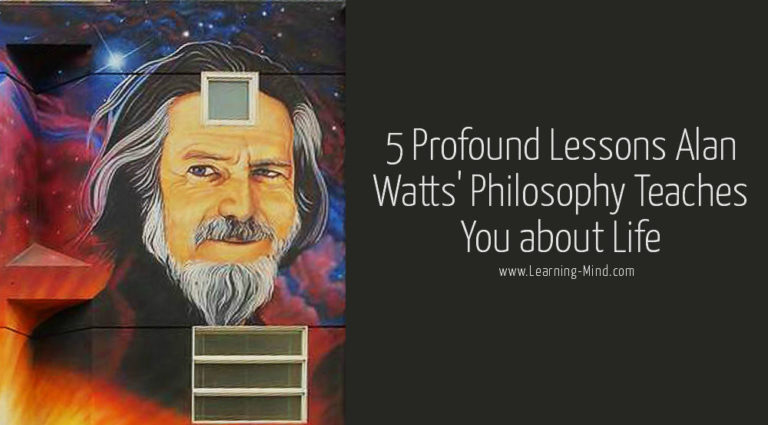 5 Profound Lessons Alan Watts' Philosophy Teaches You about Life