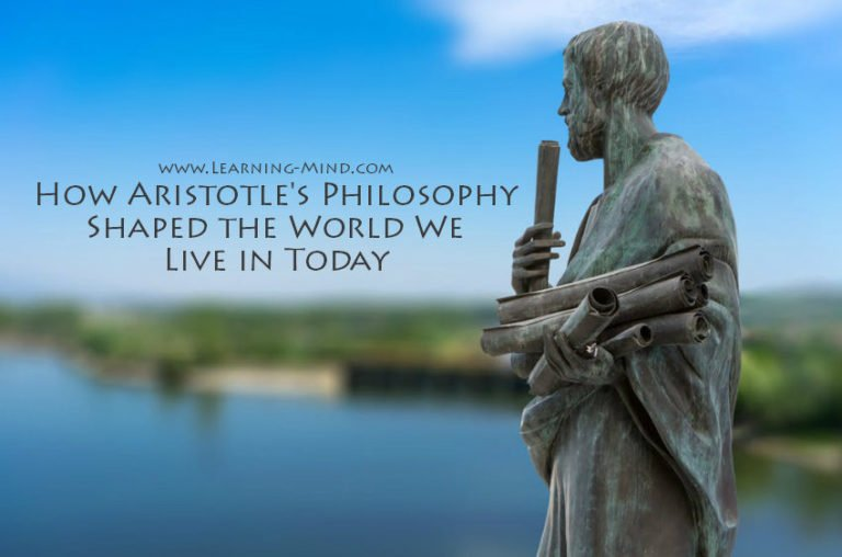 How Aristotle's Philosophy Shaped the World We Live in Today