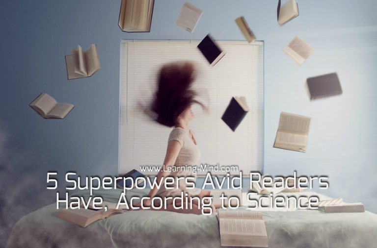 5 Superpowers Avid Readers Have, According to Scientific Studies