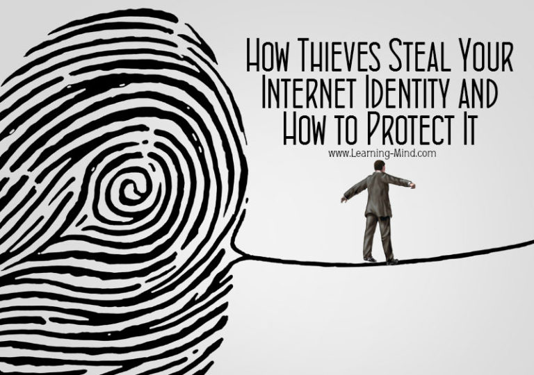How to Protect Your Identity from Thieves and Corporations on the Internet