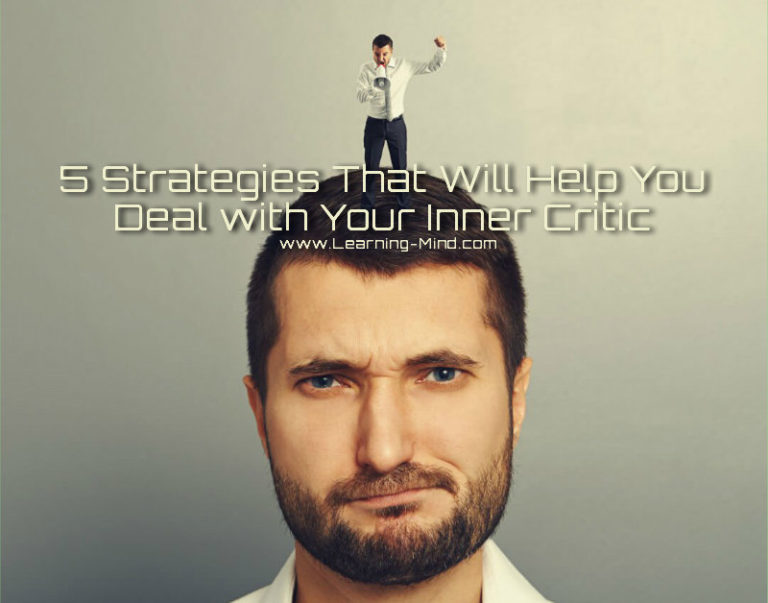 How Your Inner Critic Sabotages Your Growth and 5 Strategies to Deal with It