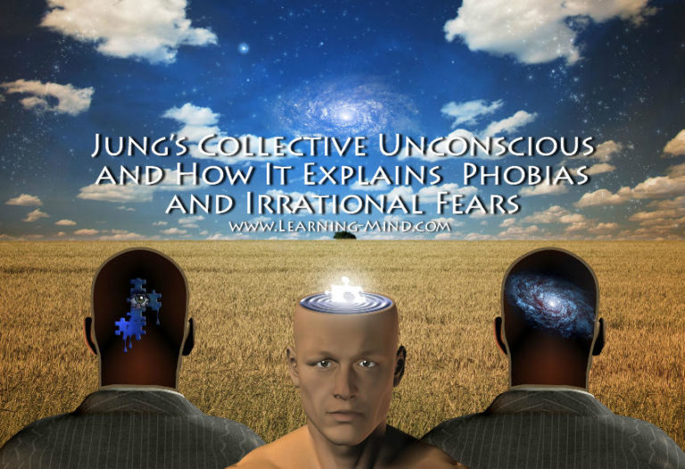 Jung's Collective Unconscious and How It Explains Phobias and Irrational Fears