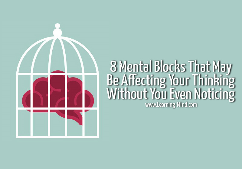 mental blocks thinking