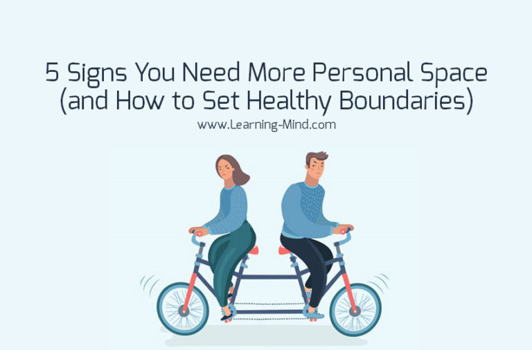 5 Signs You Need More Personal Space (and How to Set Healthy Boundaries)