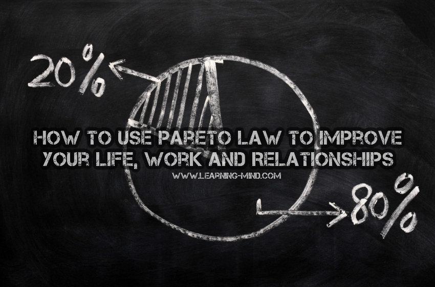 pareto law