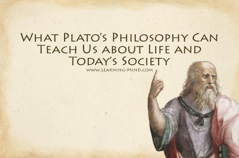 What Plato's Philosophy Can Teach Us about Life and Today's Society