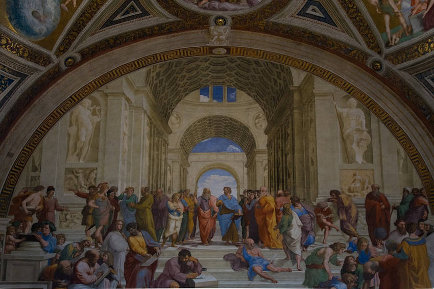 plato's philosophy lessons