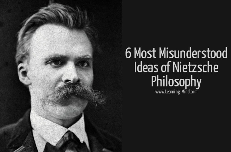 Nietzsche Philosophy: 6 Misunderstood Ideas That Will Make You Think