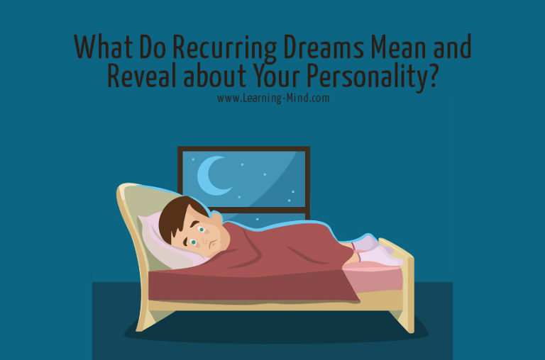 What Do Recurring Dreams Mean and Reveal about Your Personality?