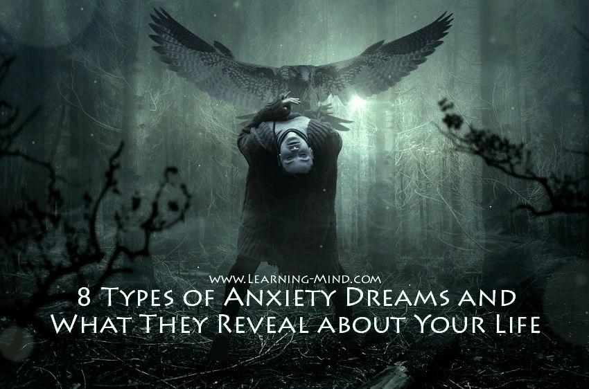 anxiety dreams interpretation