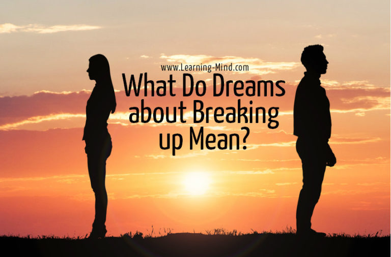 What Do Dreams about Breaking up Mean and Reveal about Your Relationship?