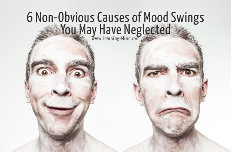6 Non-Obvious Causes of Mood Swings You May Have Neglected