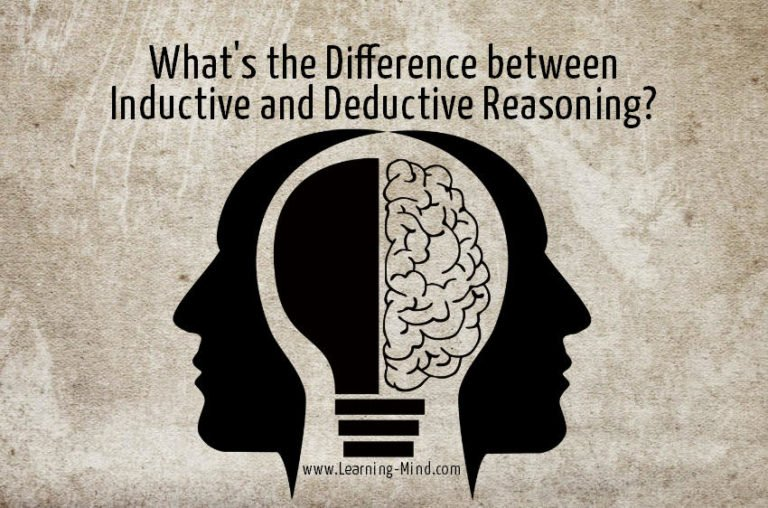 The Difference between Inductive and Deductive Reasoning and Examples of Each
