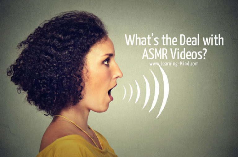What's the Deal with ASMR Videos? Or How Whispering Has Taken Over the Internet