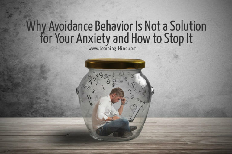 Why Avoidance Behavior Is Not a Solution for Your Anxiety and How to Stop It