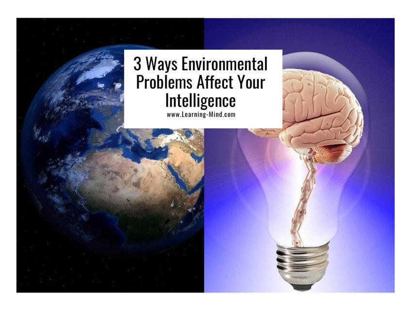 environmental problems intelligence