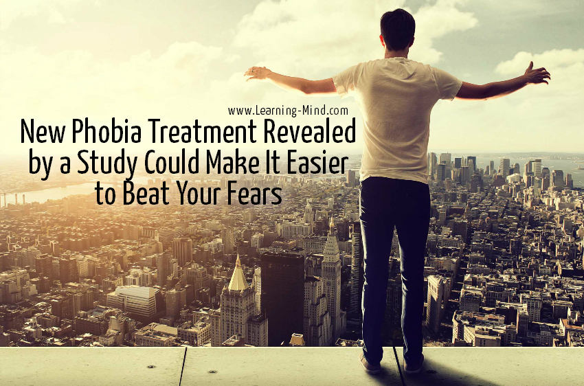 new phobia treatment