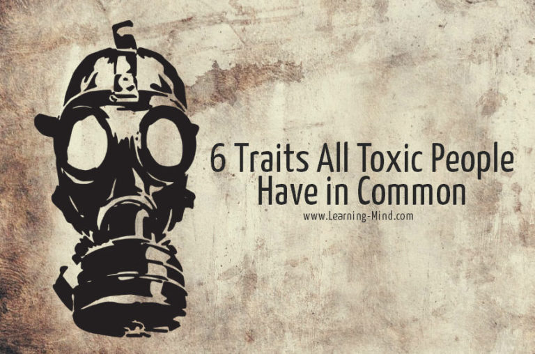 6 Common Toxic People Traits: Does Anyone in Your Life Have Them?