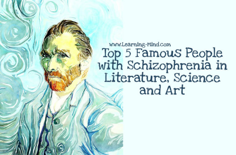 Top 5 Famous People with Schizophrenia in Literature, Science and Art