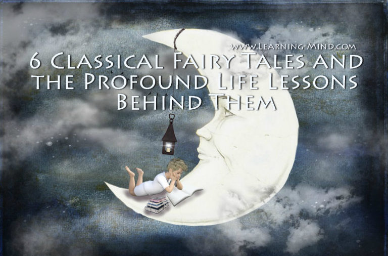 6 Classical Fairy Tales and the Profound Life Lessons Behind Them