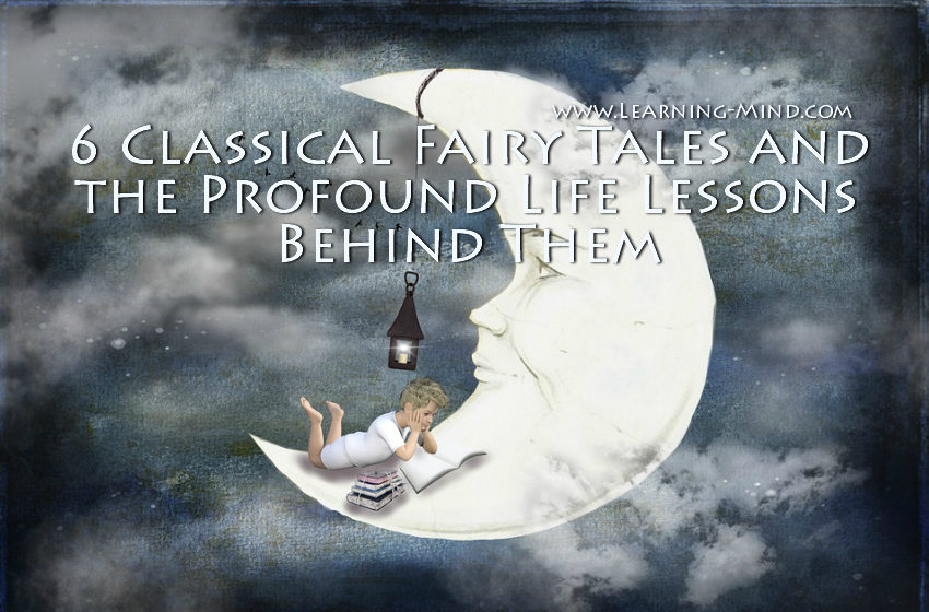 classical fairy tales lessons