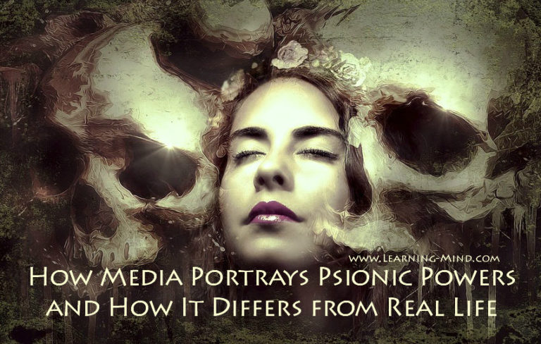 How Media Portrays Psionic Powers and How It Differs from Real Life