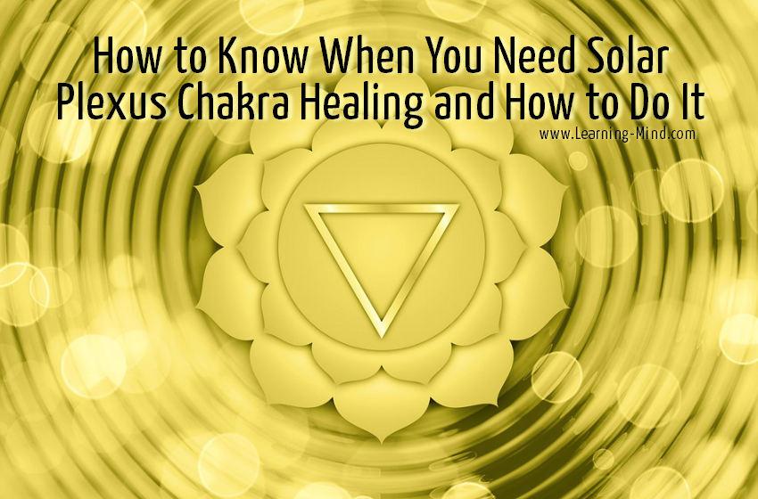 Solar Plexus Chakra Healing