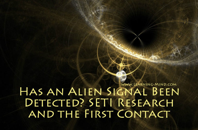 Has an Alien Signal Been Detected? SETI Research and the First Contact