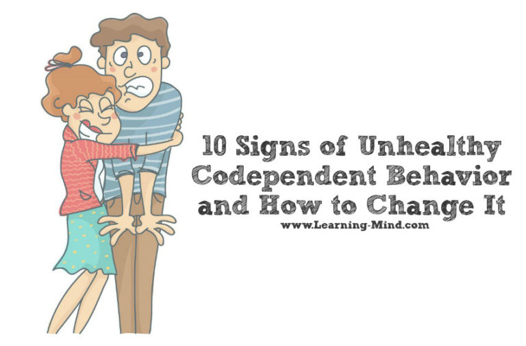 10 Signs of Unhealthy Codependent Behavior and How to Change It