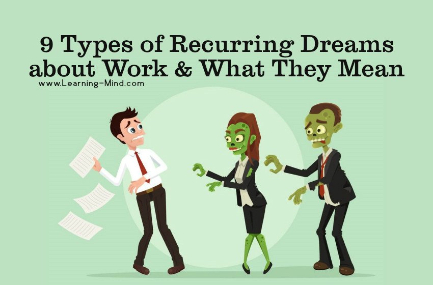 dreams about work meaning